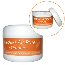 Air Pure Orange Geruchsentferner - 200g Dose