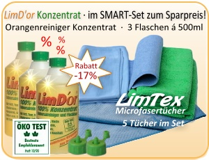 LimD'or Konzentrat · Smart-Set PLUS